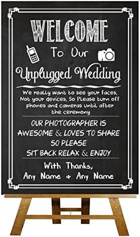 Desconectado estilo de boda Vintage diseño de teléfonos de ...