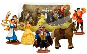 Beauty and the Beast Mini-Figure Play Set