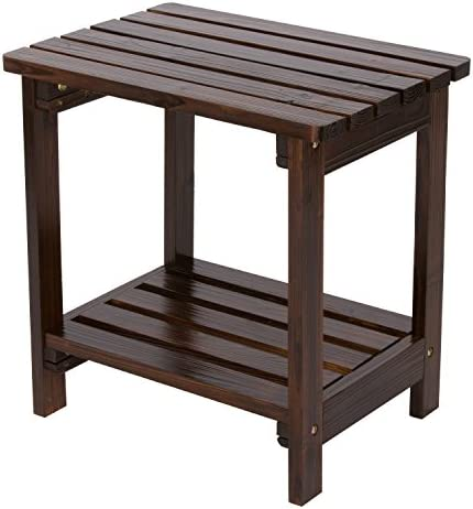 Shine Company Inc. 4104BB Rectangular Side Table