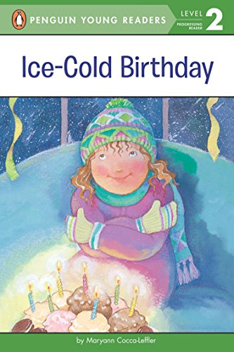 (Ice-Cold Birthday (Penguin Young Readers, Level)