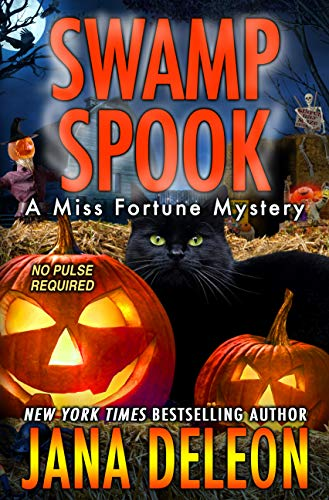 (Swamp Spook (A Miss Fortune Mystery Book)