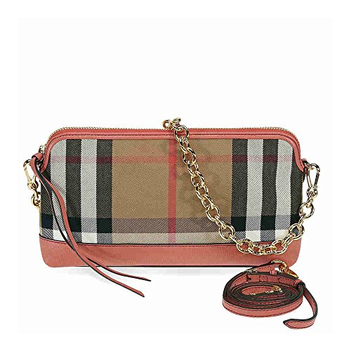 Burberry Red Handbag - 2