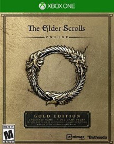 The Elder Scrolls Online Gold Edition (Xbox One)