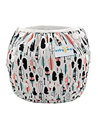 babygoal Baby Swim Diapers Reusable Washable and Adjustable for Swimming Fit Girl