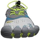 Vibram Men's V Running Shoe, Orange, 41 EU/8.5-9.0