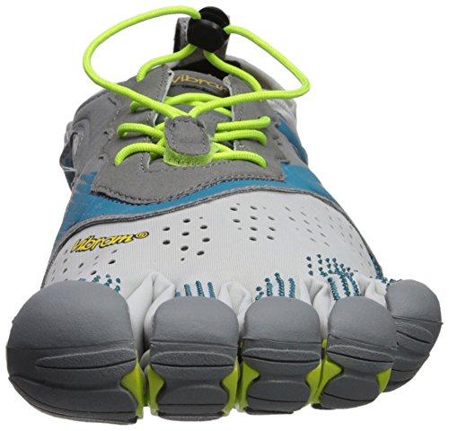 de Zapatillas Vibram Fivefingers V Entrenamiento Run Blanco Mujer Oyster para aqOvIHfOT