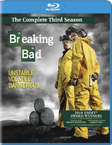 Breaking Bad: Season 3 [Blu-ray]