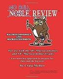 No Bull Review - Macroeconomics and Microeconomics, Craig Medico, 1469939290