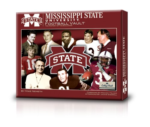 Mississippi State University Football Vault: The History of the Bulldogs (College Vault)