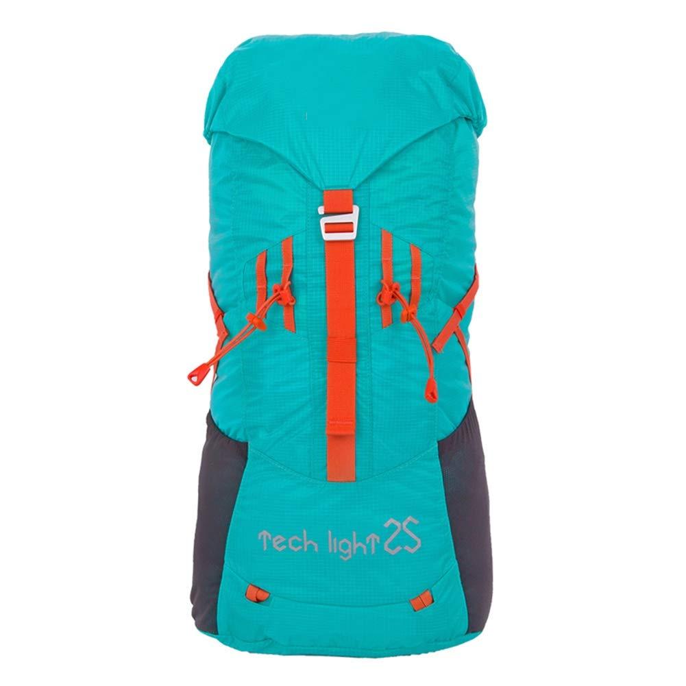 Wanderrucksack Reise Klettern Camping Wasserdichte Outdoor-Sport Wandern Trekking Camping Reise Rucksack Pack Bergsteigen Klettern Rucksack ZHAOYONGLI (Farbe   Blau, größe   25l)