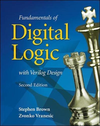Fundamentals of Digital Logic with Verilog Design