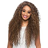 Vivica A Fox Hair Collection Sobe Swiss Front Lace Full Lace Front Wig, P2216, 12.8 Ounce