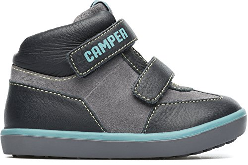 Camper Childrens Pursuit K900115 - Multi 004 (Grey) Childrens Shoes 6 US