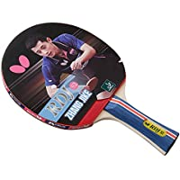 Butterfly RDJ S2 Table Tennis Racket - ITTF Approved Ping Pong Paddle - Great Spin, Speed, and Control Ping Pong Racket