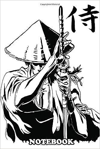 Notebook: Jubei V1a Fanart Based On The Anime Ninja Scrolls ...