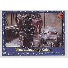 Sharpshooting Robot (Trading Card) 1979 Topps The Black Hole - [Base] #36