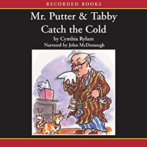 Mr. Putter and Tabby Catch the Cold Audiobook