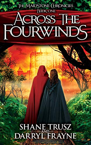 Across The Fourwinds by Shane Trusz & Darryl Frayne ebook deal