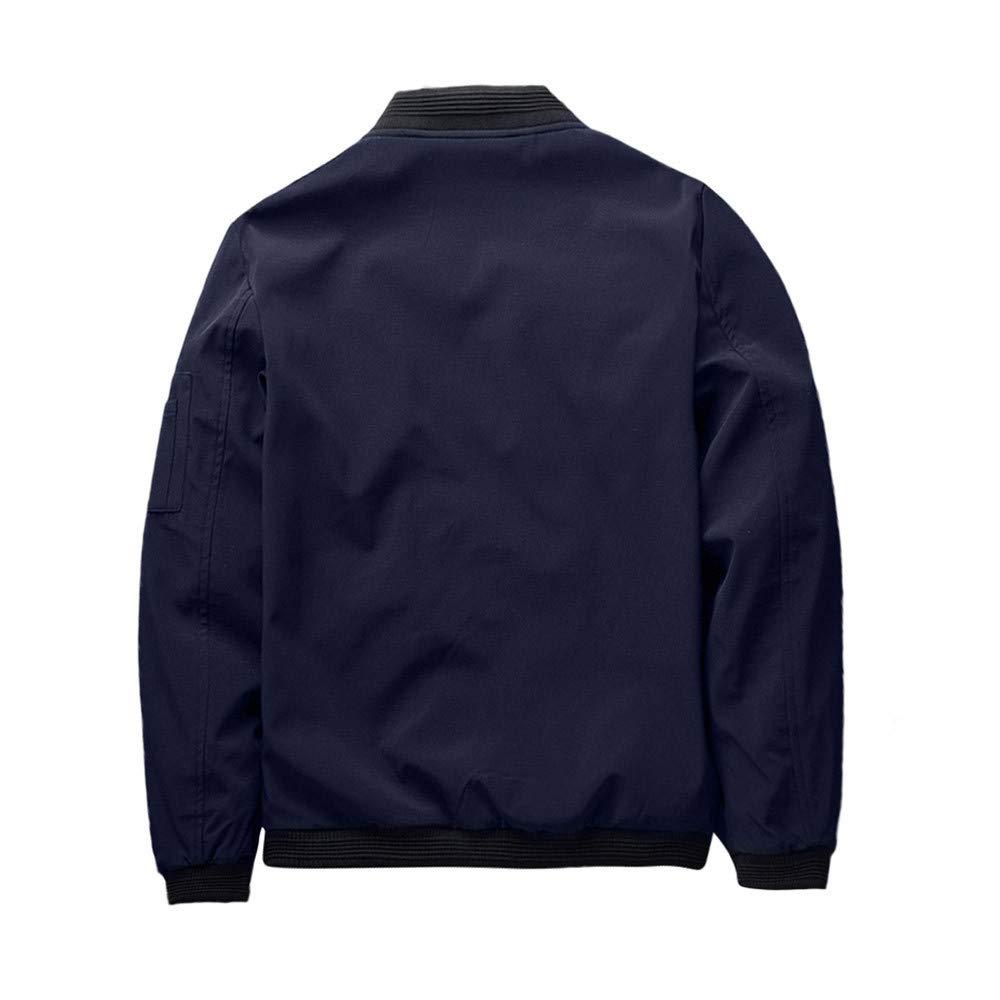 JMETRIC Herren Bomber Jacke Übergangsjacke Light Jacket