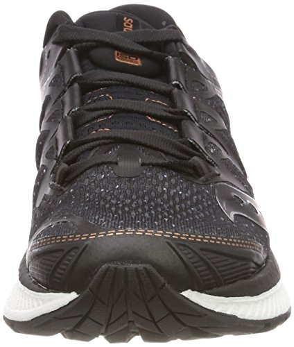 de Running Mujer para 4 Triumph Black Saucony Zapatillas 30 Copper ISO Denim Negro xIATfwqU