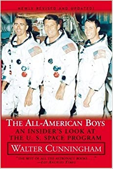 All American Boys by Walter R. Cunningham (2006-01-27)