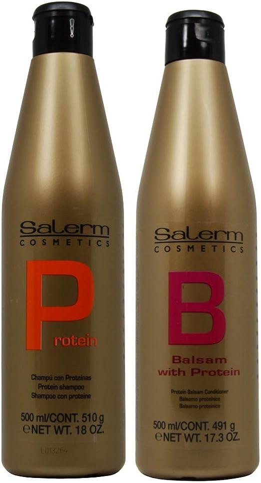 Champu + Balsamo Proteinas 500ml