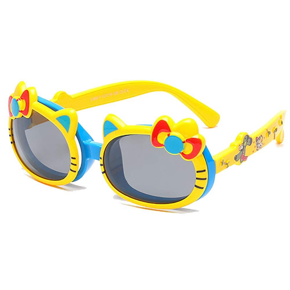 Gafas de sol para niñas Lindo arco Polarizado Gafas de sol ...