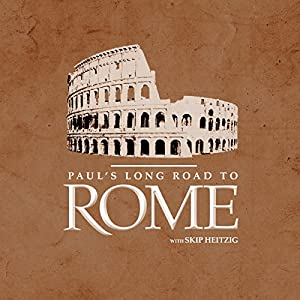 Paul's Long Road To Rome Audiobook