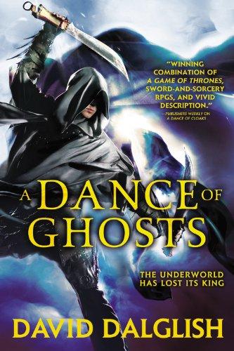 A Dance of Ghosts (Shadowdance) ebook