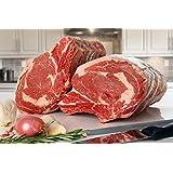 "Anderson Reserve Grass Fed Angus Beef B/I Prime Rib Roast ""5 lbs"""