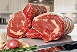 "Anderson Reserve Grass Fed Angus Beef B/I Prime Rib Roast ""5 lbs"""