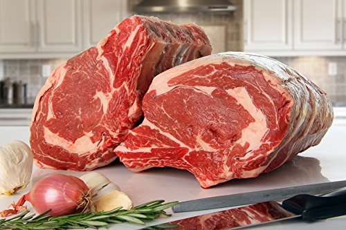 Anderson Reserve Grass Fed Angus Beef B/I Prime Rib Roast '5 lbs'
