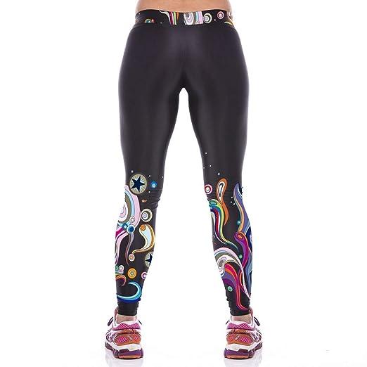 Havanadd Leggings de Yoga para Mujer Medias Digitales en la ...