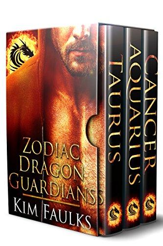 Zodiac Dragon Guardians Box Set (Taurus, Aquarius & Cancer)