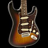 Squier by Fender 303010500 Classic Vibe 60's Stratocaster Electric Guitar - 3-Color Sunburst - Rosewood Fingerboard