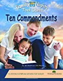 img - for Family Nights Tool Chest: Ten Commandments book / textbook / text book