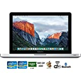 Apple 13 Inch MacBook Pro / MD101LL/A / 2.5GHz Intel Core i5, 4GB RAM - (Certified Refurbished)