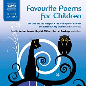 Favorite Poems for Children Audiobook