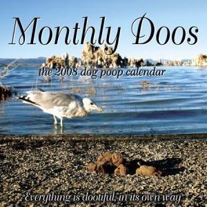 Monthly Doos 2008 Wall Calendar