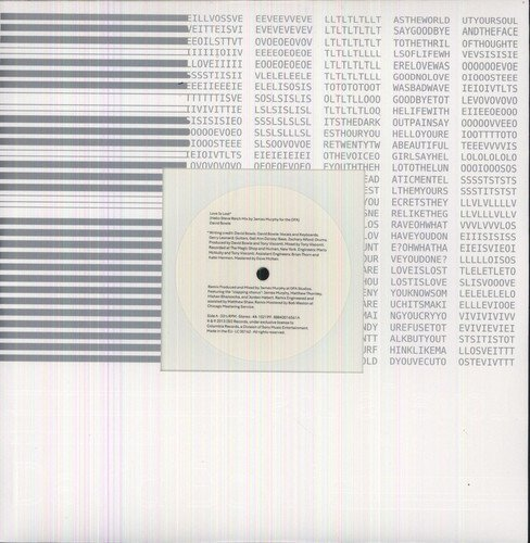 Price comparison product image Love Is Lost (Hello Steve Reich Mix By James Murph