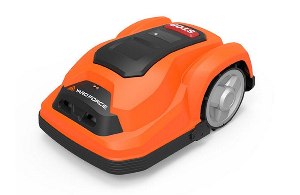 Yard Force SA600 Robot Corta Césped, naranja y negro: Amazon.es ...