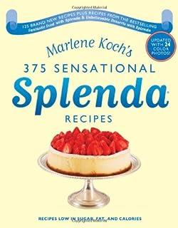Marlene Kochs Unbelievable Desserts with Splenda Sweetener