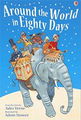 Around the World in Eighty Days (Young Reading (Series 2)) (Around The World In 80 Days Full)