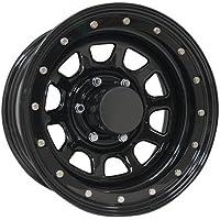 "Pro Comp Steel Wheels Series 252 Wheel with Gloss Black Finish (16x8""/6x5.5"")"