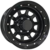 "Pro Comp Steel Wheels Series 252 Wheel with Gloss Black Finish (16x8""/6x5.5"")"