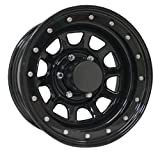 Pro Comp Steel Wheels Series 252 Wheel with Gloss Black Finish (16x8''/6x5.5'')