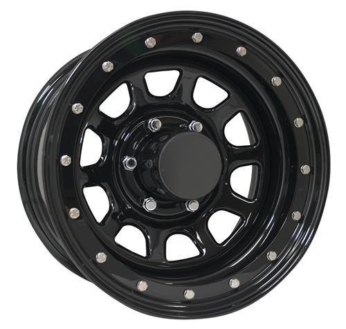 Review Pro Comp Steel Wheels Series 252 Wheel with Gloss Black Finish (16×8″/6×5.5″)