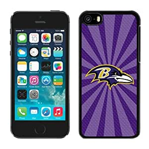 Cheap Iphone 5c Case NFL Sports Baltimore Ravens 05 New Style Design Cellphone Protector