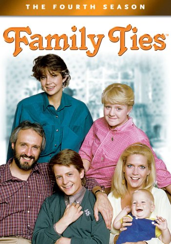 DVD : Family Ties: The Fourth Season [Full Frame] [4 Discs] [Sensormatic] (Full Frame, 4 Disc, Sensormatic)