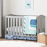 South Shore Crib Angel and Little Whale 4-Piece Bed Set